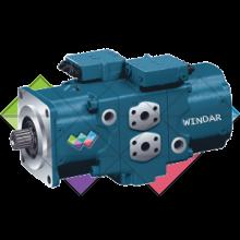 Продажа гидронасосов Bosch-Rexroth A20VLO и запчастей к ним.