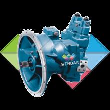 Продажа гидронасосов Bosch-Rexroth A8VO и запчастей к ним.