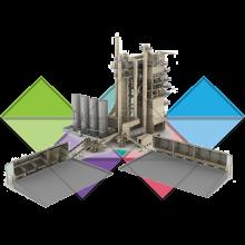 Асфальто-бетонный завод Amman Universal HRT