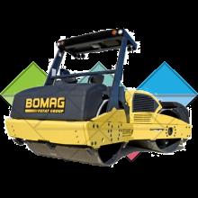 Продажа запчастей и фильтров на Каток Bomag BW 266