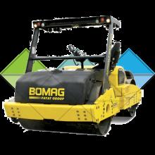 Продажа запчастей и фильтров на Каток Bomag BW 278