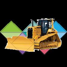 Продажа ходовых, катков, сегментов, траков, цепей и звездочек на бульдозер Caterpillar D6H