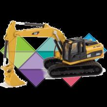 Продажа ходовых, катков, сегментов, траков, цепей и звездочек на экскаватор Caterpillar CAT 330