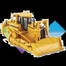 Продажа ходовых, катков, сегментов, траков, цепей и звездочек на бульдозер Caterpillar D4H