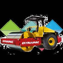 Продажа запчастей и фильтров на Каток Dynapac CA250