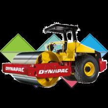 Продажа запчастей и фильтров на Каток Dynapac CA250D