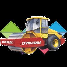 Продажа запчастей и фильтров на Каток Dynapac CA602