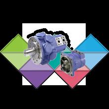 Гидромотор Hagglunds MKM MRM