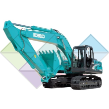 Продажа ходовых, катков, сегментов, траков, цепей и звездочек на экскаватор Kobelco SK200